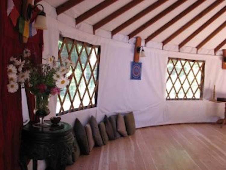 ram spring yurt 750