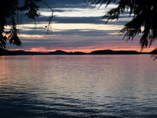 sunset 750